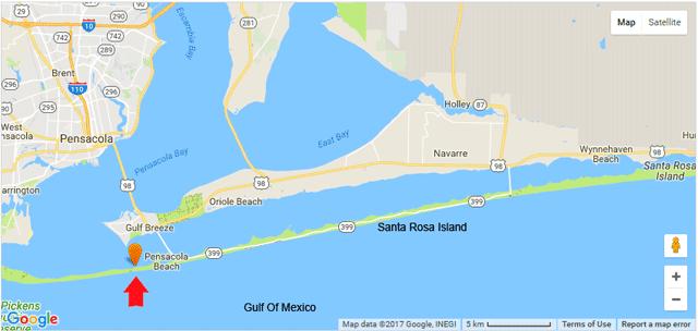 Map-of-Santa-Rosa-Island